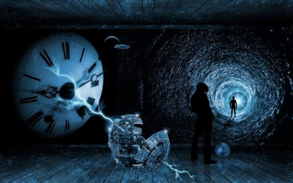 «Гость из будущего» рассказал, когда люди смогут путешествовать во времени