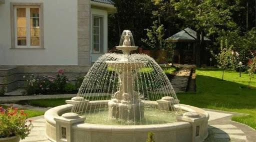 Где заказать строительство фонтана